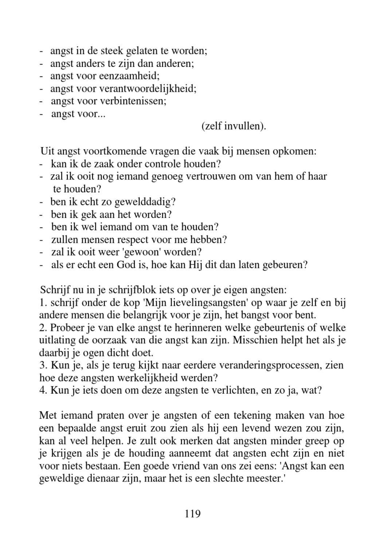 Spencer Adams Op De Stroom Van Verandering By Eckart
