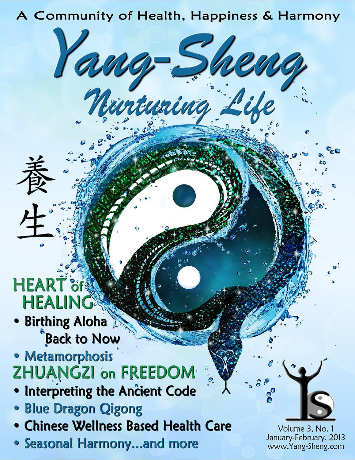 Yang-Sheng January-February 2013 by Dao of Well Being - issuu