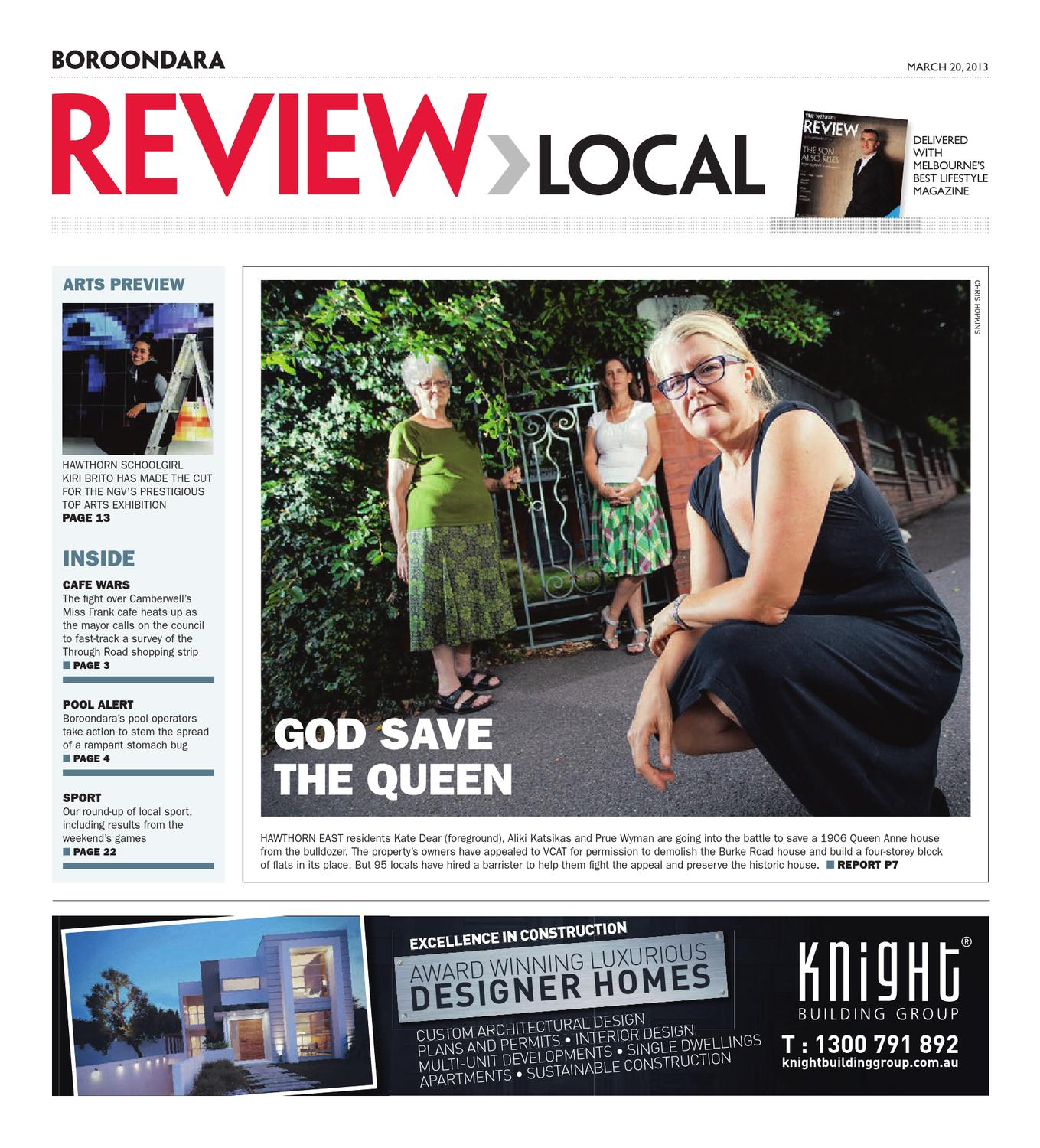 Boroondara Review Local by The Weekly Review - issuu c58525c6f8