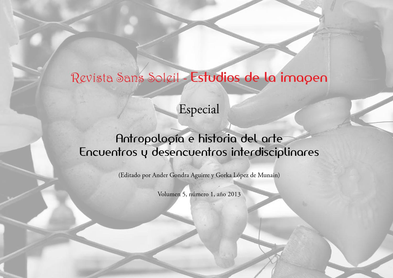 Revista Sans Soleil Volumen 5 Núm1 By Gorka López De Munain