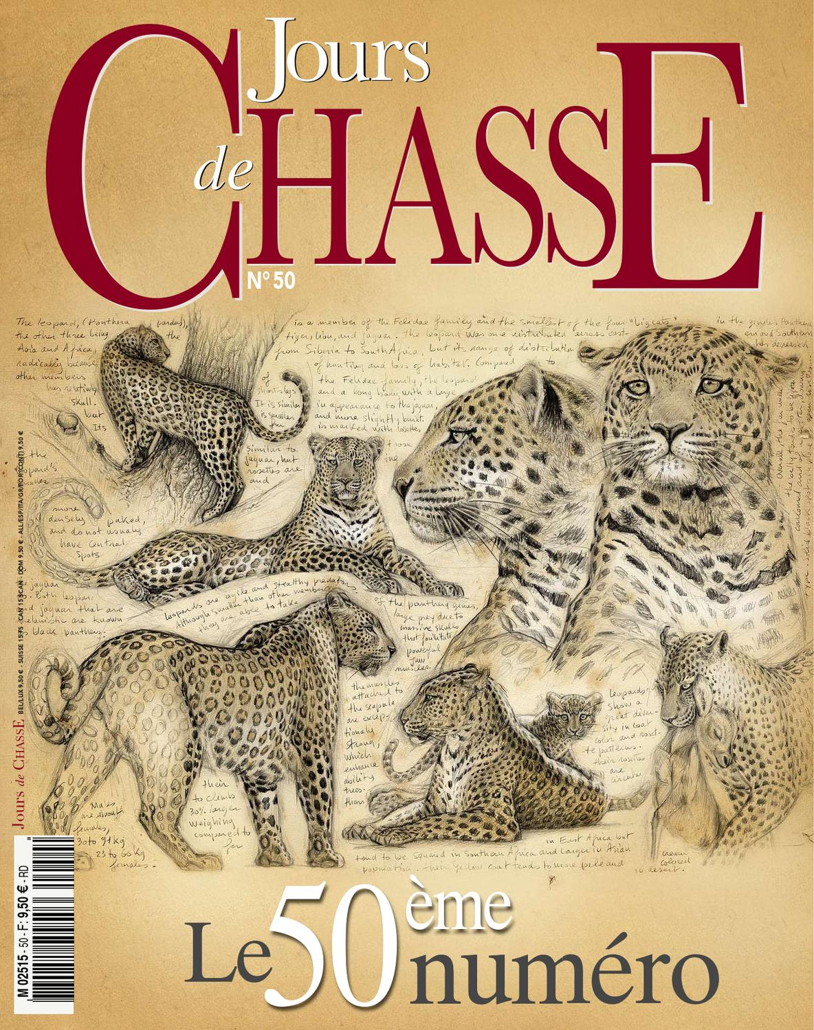 on sale c8a0c a7091 Jours de Chasse by Fred Pa - issuu