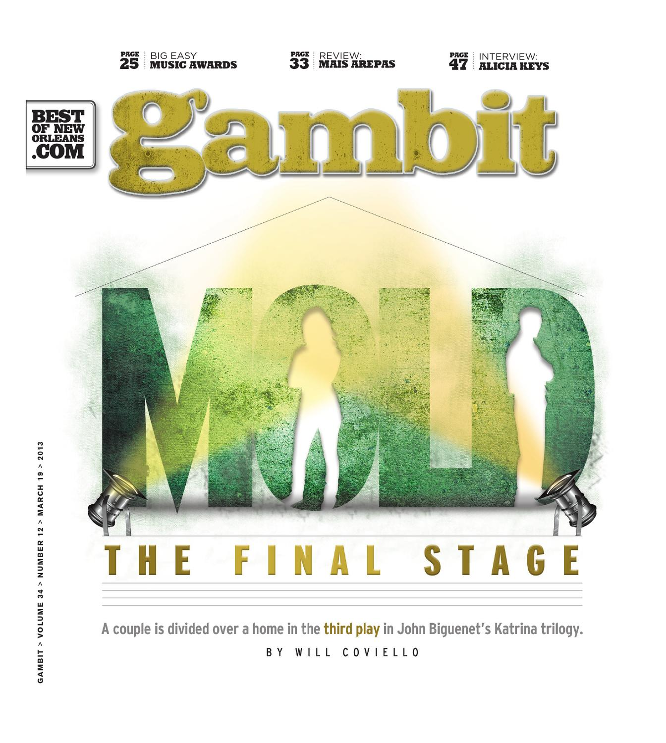 Gambit: March 19, 2013 by Gambit New Orleans - issuu