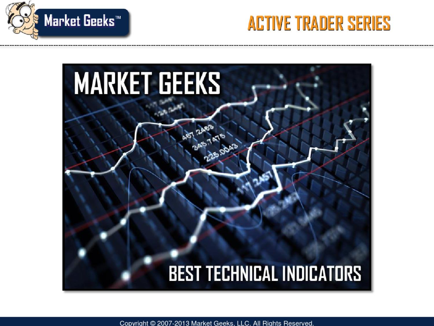 Best technical indicators successful trading