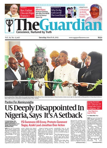 aa0aee76 Sat 16 Mar 2013 The Guardian Nigeria by The Guardian Newspaper - issuu
