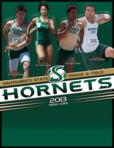 2013 Sacramento State Track   Field Guide by Hornet Sports - issuu 1cd84aa70f5f