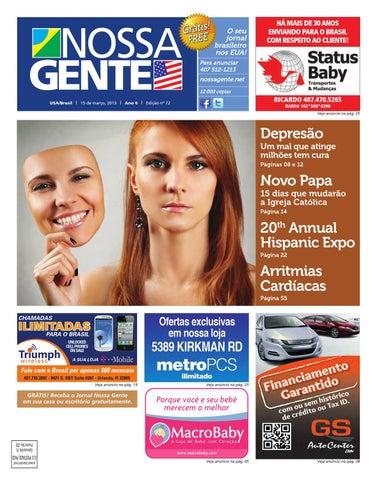f7334ad548dc0 Nossa Gente 72 by Nossa Gente - issuu
