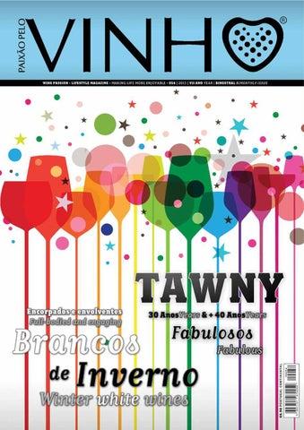 4f5a0805ff1 Revista Paixão Pelo Vinho - Wine Passion Lifestyle Magazine by Maria ...