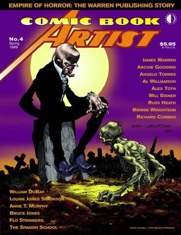 Comic Book Artist 4 By Twomorrows Publishing Issuu