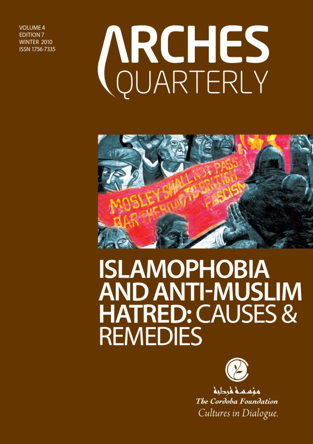 Contemporary Islamophobia Before 9/11: A Brief History by Chris