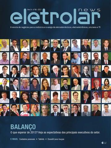 9fcf2f0c4 Revista Eletrolar News ed86 by Grupo Eletrolar - issuu