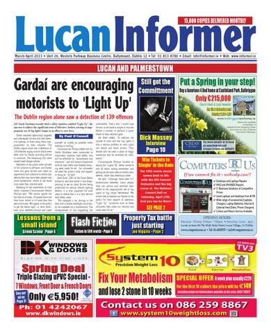Speeddating Lucan (Ireland, Leinster)