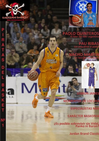 Revista de Piratas del Basket (nº 1) by Piratas del Basket - issuu 29986be17