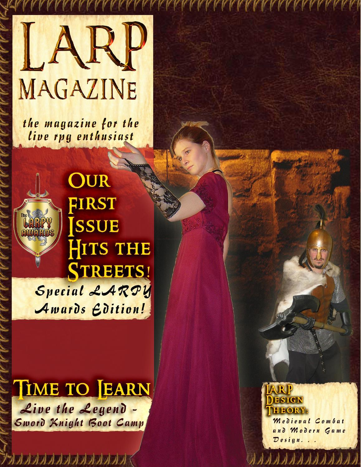 2006) LARP Magazine by Goshai Daian - issuu