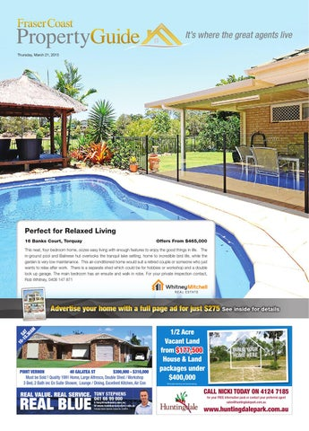 Property Guide 21 March 2013