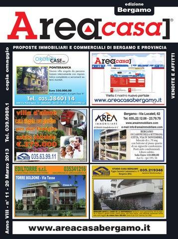Areacasa bergamo nr 11 by netweek issuu for Solo affitti bergamo