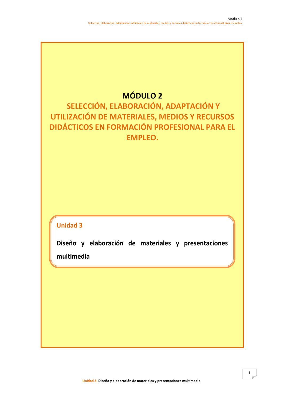 Unidad 3 by Jose Manuel Luna Huertas - issuu