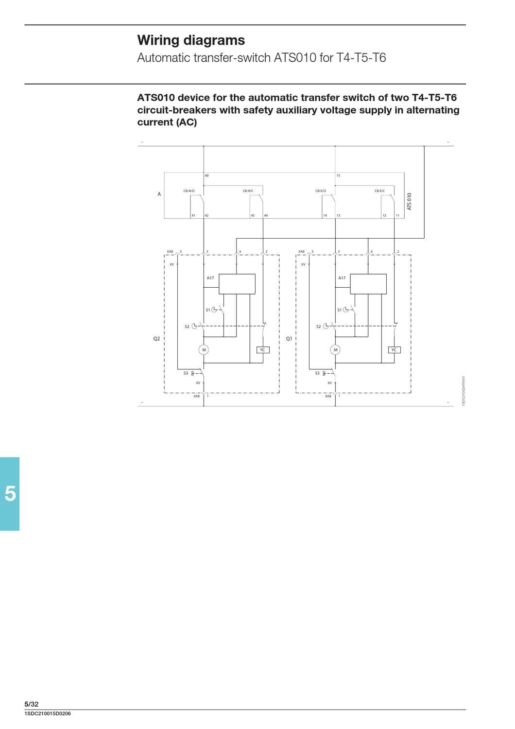abb wiring diagrams abb t max by orion grup issuu  abb t max by orion grup issuu
