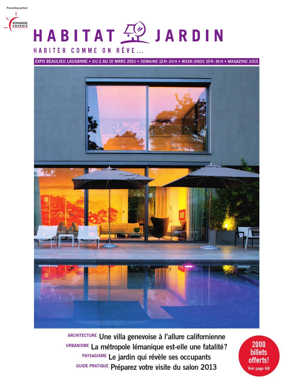 Habitat Jardin 2013 By Inedit Publications Sa Issuu