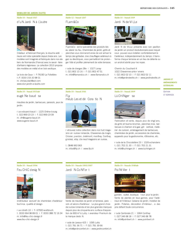 Prix Cheminee Exterieur Feu Chic Design habitat-jardin 2013inédit publications sa - issuu