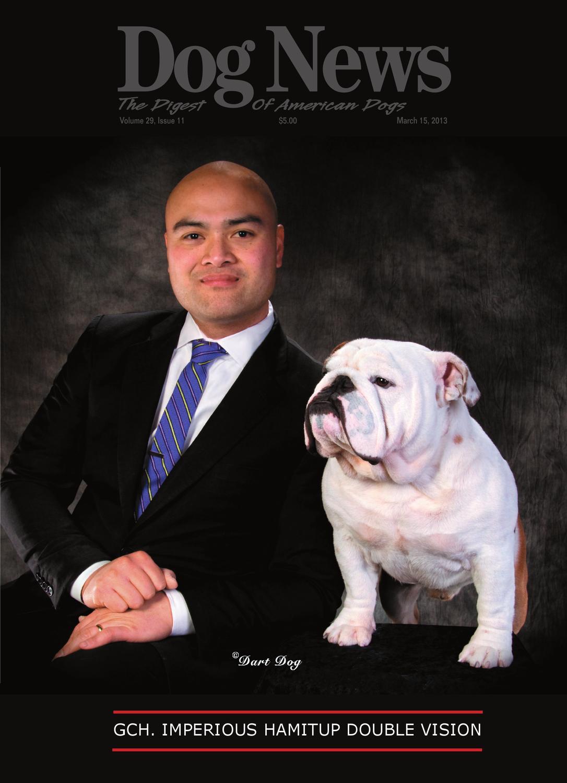 Dog Show Judge John Walsh