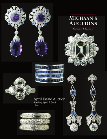 39206ecff April 7, 2013 Estate Auction by Michaan's Auctions - issuu