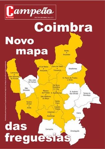 Revistafreguesiascoimbra By Campeao Provincias Issuu
