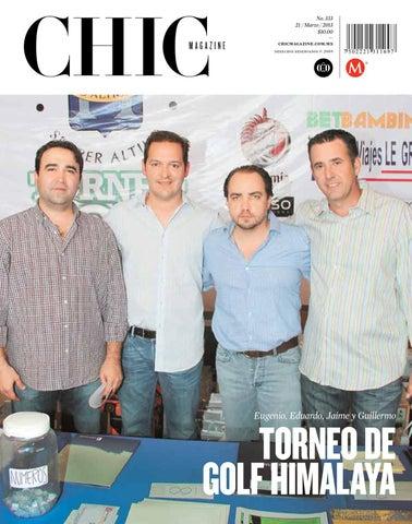 Chic Magazine Monterrey 333 by Chic Magazine Monterrey - issuu ee4a64563d1