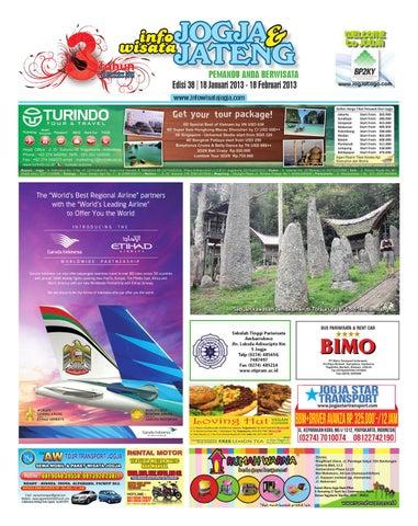 Tabloid Info Wisata Jogja Jateng 38   Januari 2013 7c9c8a3b14