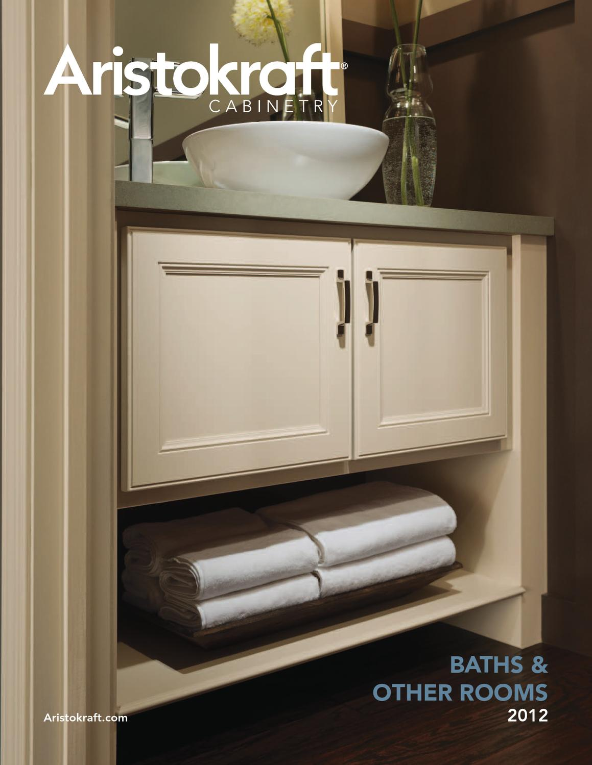 Aristokraft Cabinetry Bath And Other Rooms By Horner Millwork Issuu