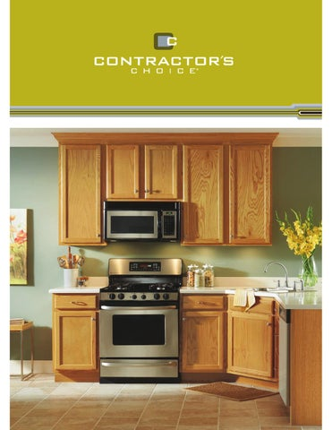 Contractors Choice Cabinetry