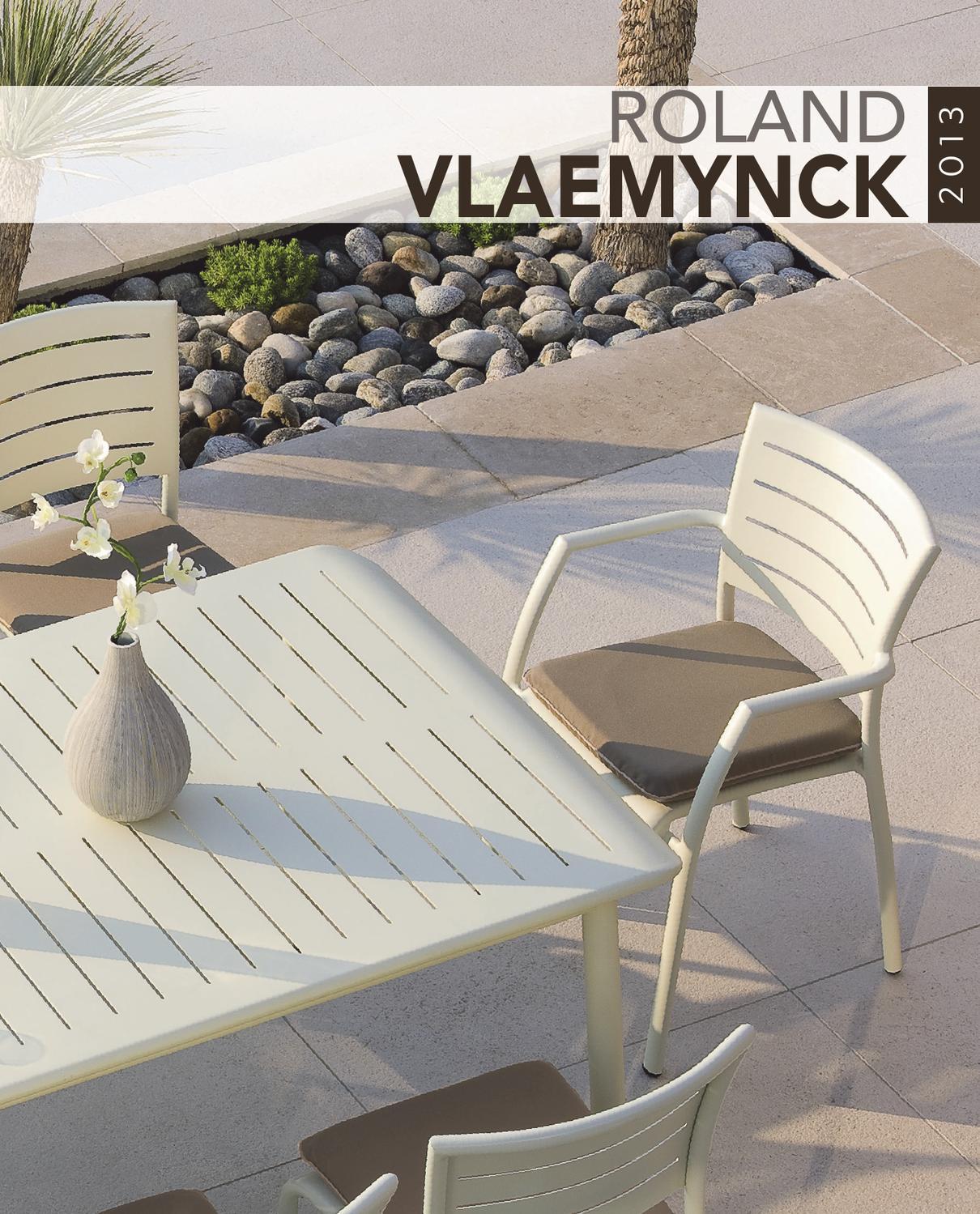 Mobilier De Jardin Alpes Maritimes catalogue particuliers mobilier outdoor roland vlaemynck