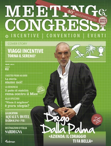 Meeting e Congressi - Mar 2013 by Ediman - issuu 7dab736a1345