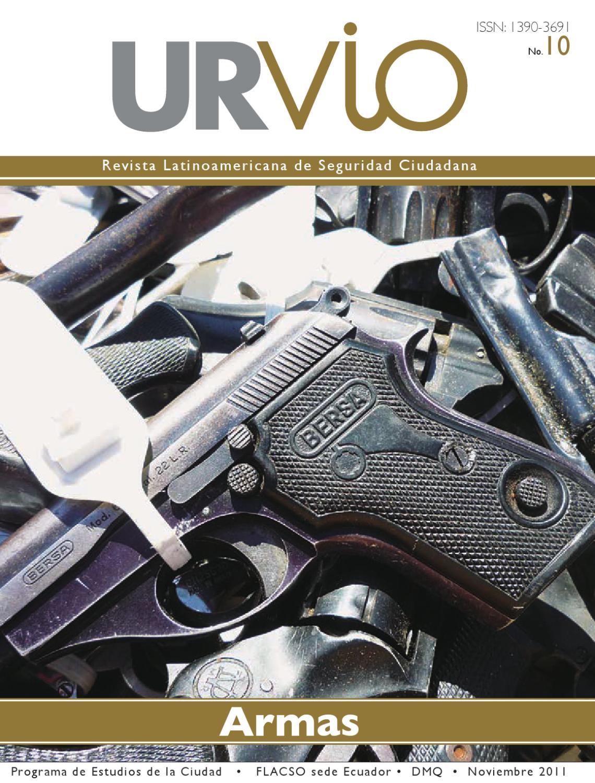 Revista Urvio No. 10 (Armas) by Santiago Avila - issuu