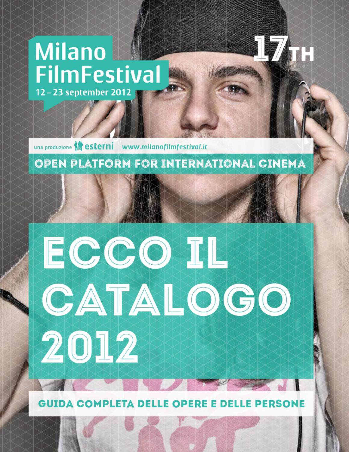 Catalogo MFF 2012 by Milano Film Festival - issuu 3b1ec97fbf6