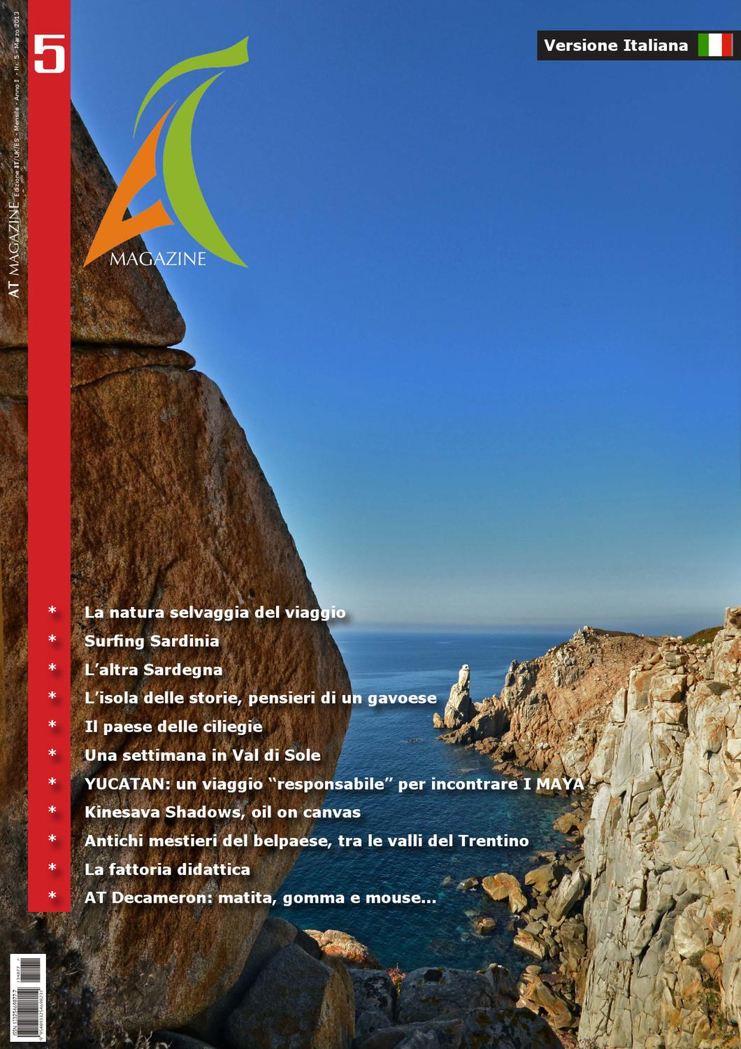 Più Che Tessuti Assemini Ca at magazine nr. 5 - e/it by at magazine - issuu