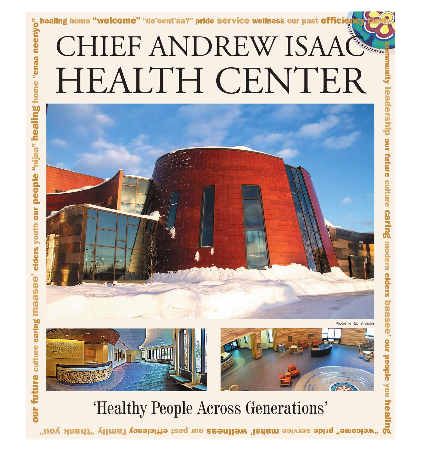 Chief andrew isaac health center by fairbanks daily news - Interior community health center fairbanks ...