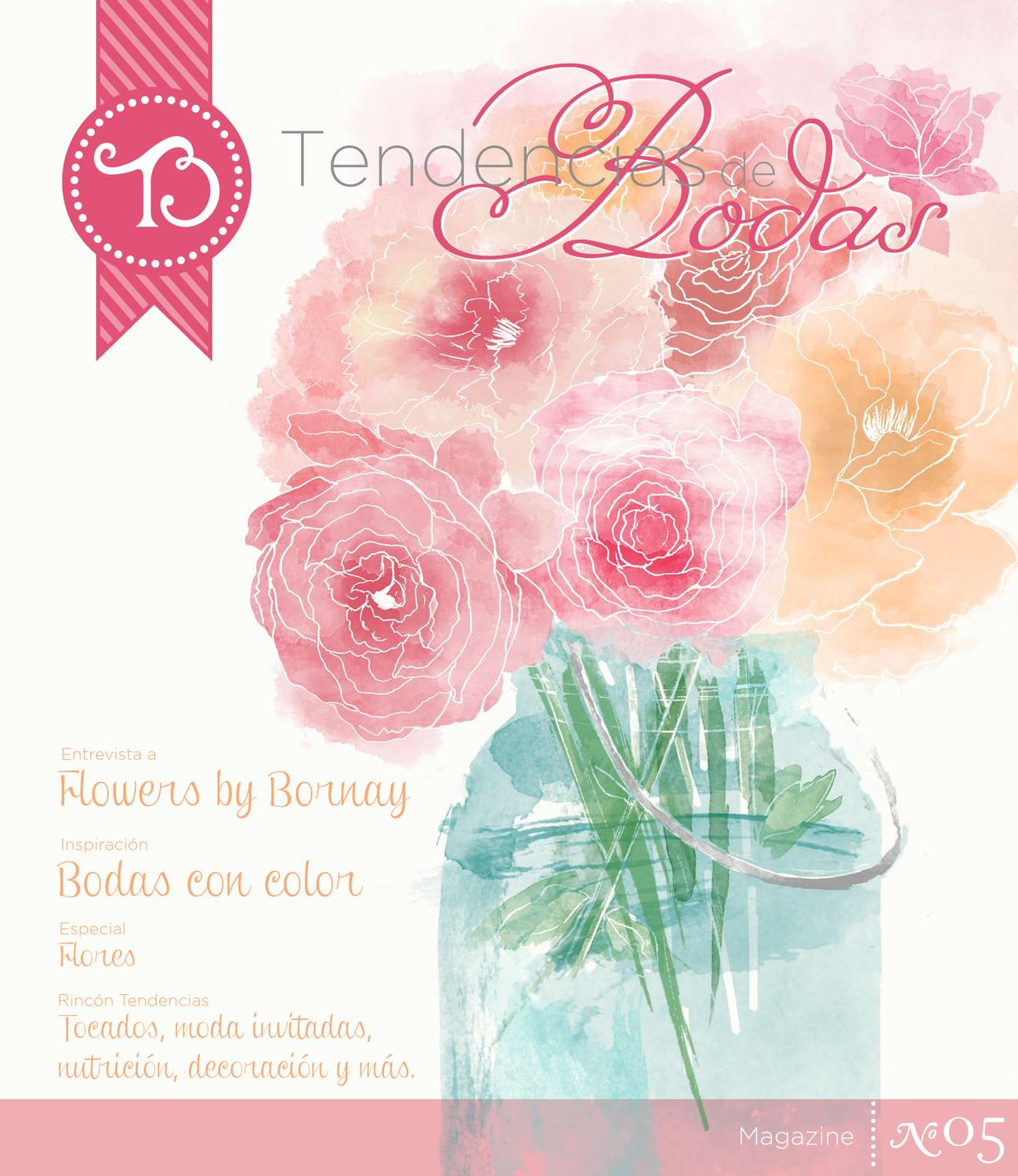 Nº05 Tendencias de Bodas Magazine (Mar\'13) by Tendencias de Bodas ...