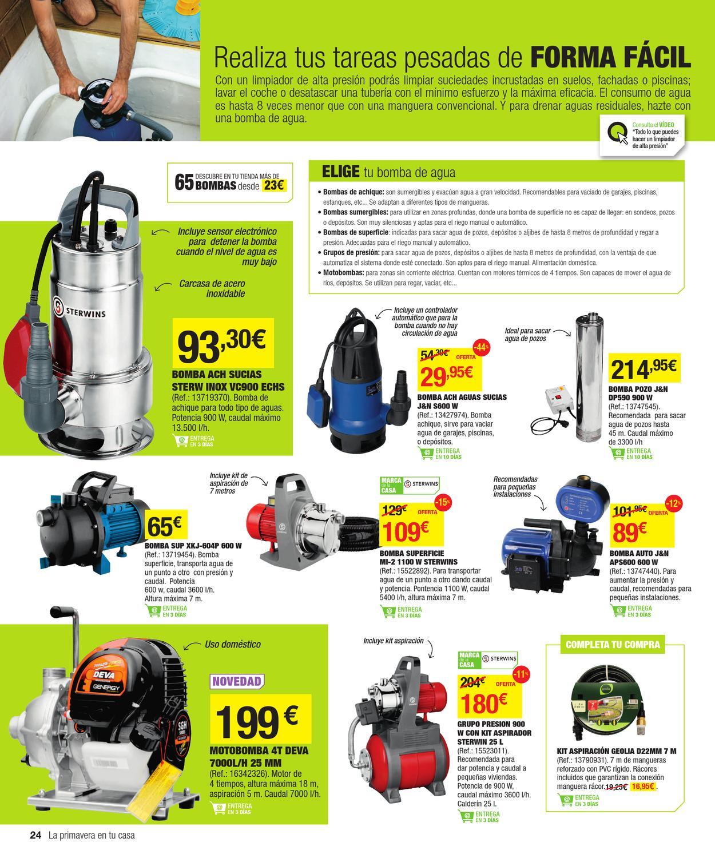 Catalogo de ofertas de leroy merlin primavera 2013 by - Hogarium catalogo de ofertas ...