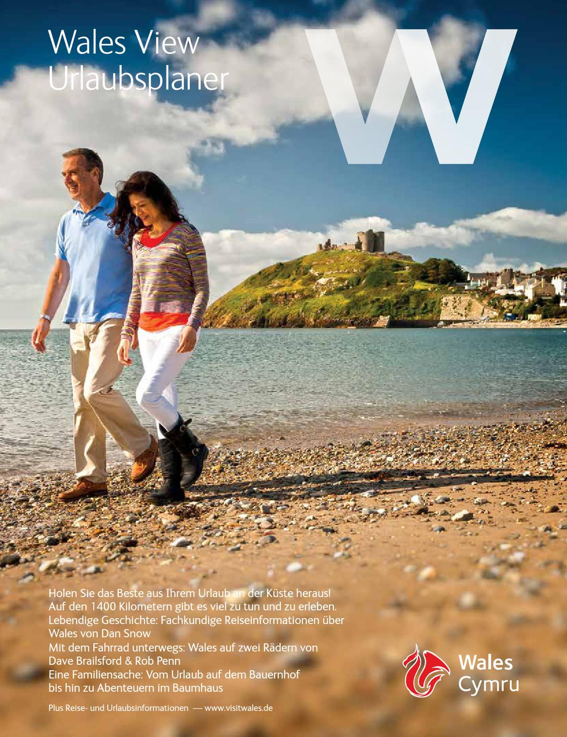 German - Visit Wales 2013 by Visit Wales - issuu