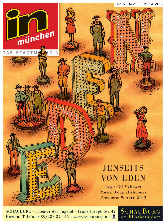 in münchen Ausgabe 6/2013 by InMagazin Verlags GmbH - issuu