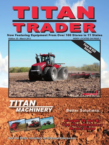 Titan AG March 2013 by Forum Communications Printing - issuu