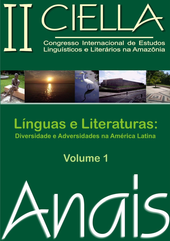 Anais H Extremo Fotos anais do ii congresso internacional de estudos linguísticos