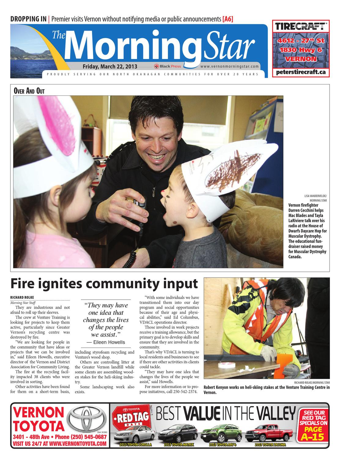 Vernon Morning Star March 22 2013 By Black Press Issuu Chris Craft Bowrider Wiring Diagrams 1992