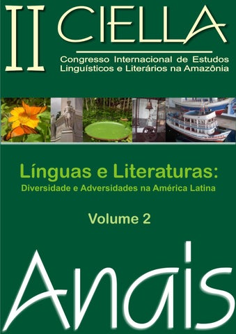 Anais do ii congresso internacional de estudos lingusticos e page 1 fandeluxe Images
