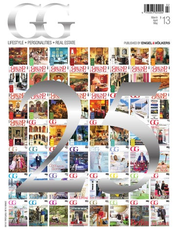 2260891fc79cf 25th Year Anniversary GG Edition by Engel   Volkers Villages - issuu
