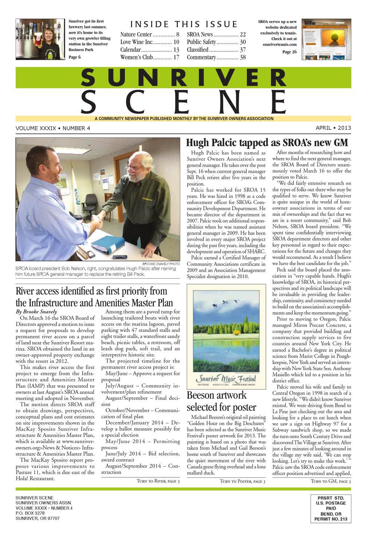 April 2013 sunriver scene by sunriver scene issuu fandeluxe Choice Image