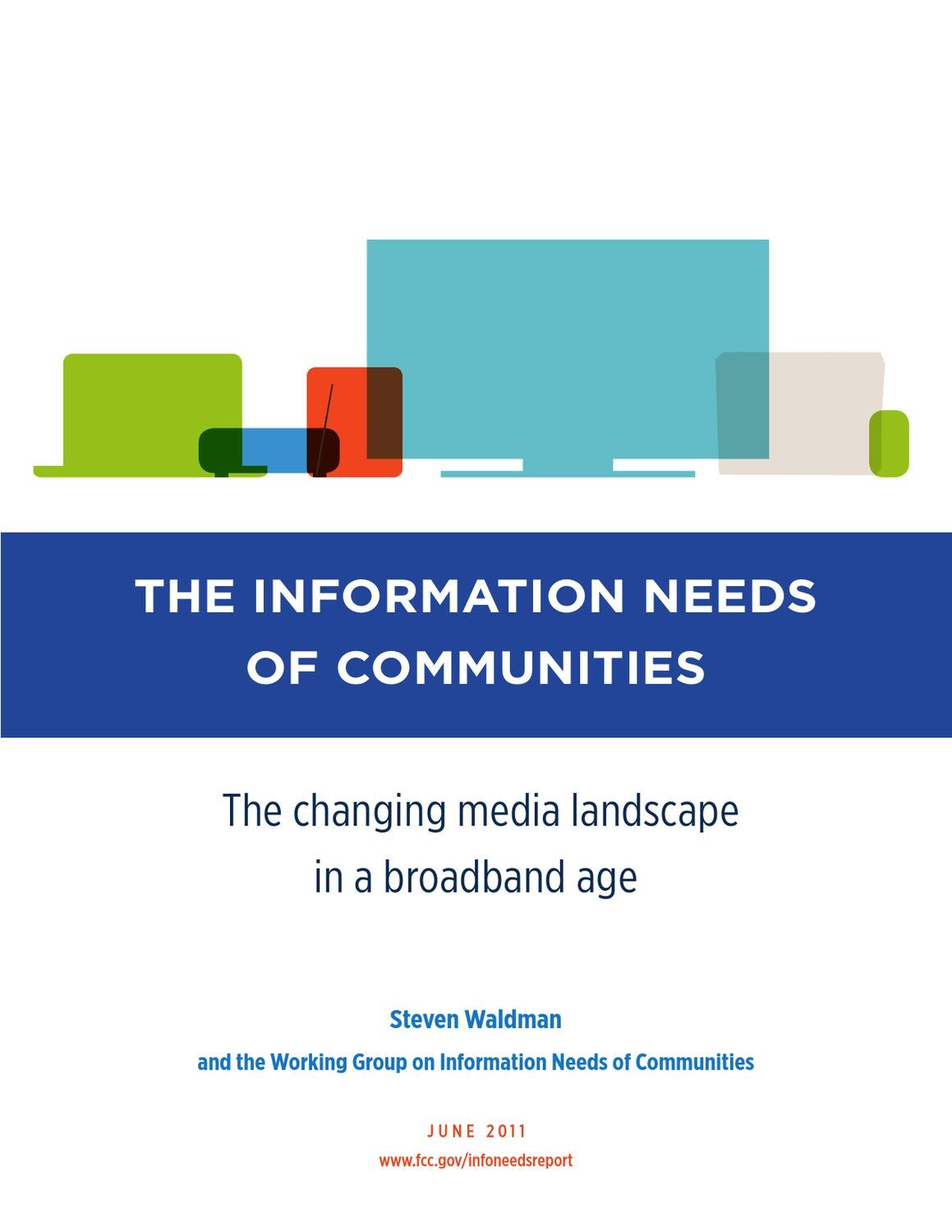 The Information Needs Of Communities By Usc Cclp Issuu
