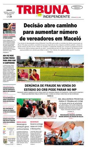 aad77190b Edição n° 1688 - 09 de março de 2013 by Tribuna Hoje - issuu