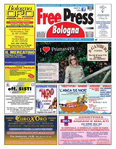 Frre press 229 by La Tribuna srls - issuu 14fe8a599c7