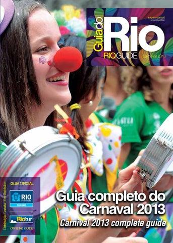 Guia do Carnaval do Rio de Janeiro by Russos No Brasil - issuu 6f9e26c839